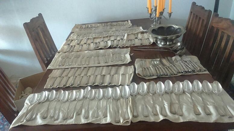Vendo Cuchillería Christofle Siglo Xiiii Acepto Oferta - $ 1.480.000 ...