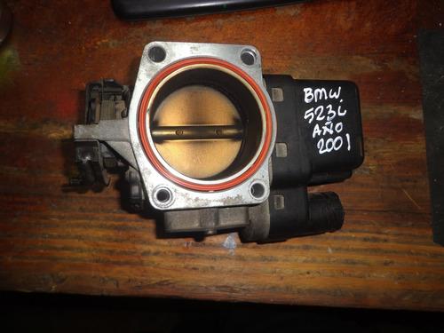 vendo cuerpo de aceleracion de bmw, modelo 523i, año 2001