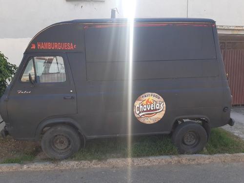 vendo de ocasion camion de comidas en buen estado