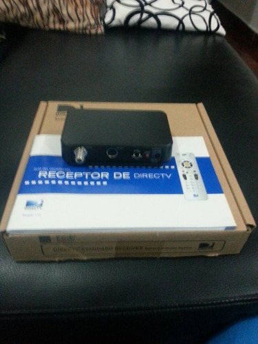 vendo decodificador directv l14 para repuesto bs.500