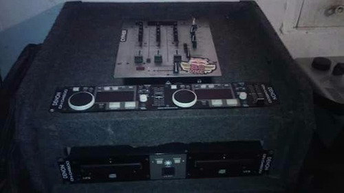 vendo denon dn-4500 - lee todo