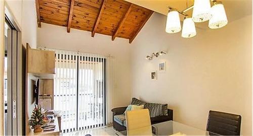 vendo departamento 1 dormitorio con cochera-complejo village