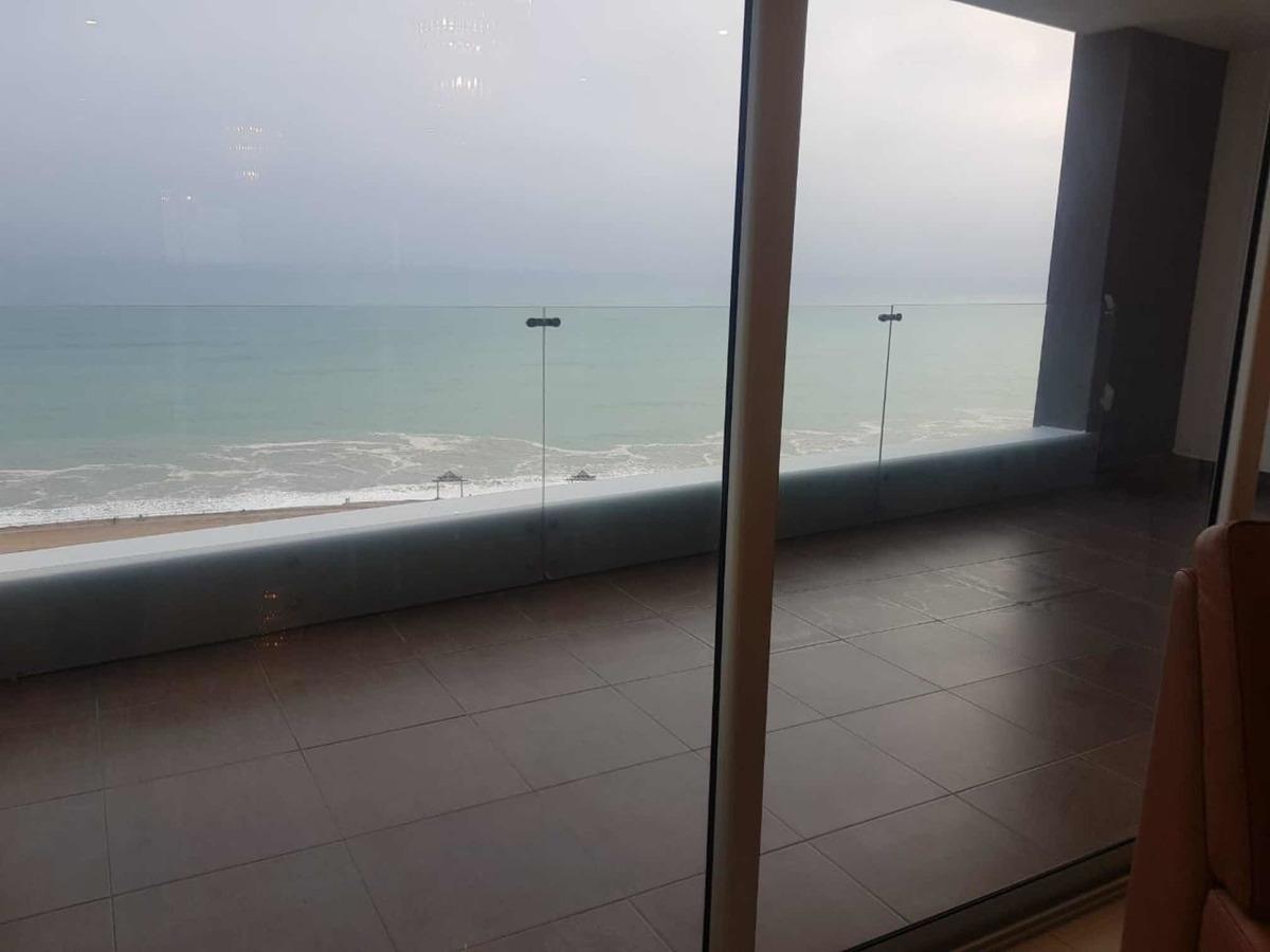 vendo departamento 150 m2 con vista al mar