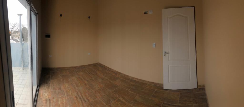 vendo departamento 2 ambientes a estrenar c/ amplia terraza