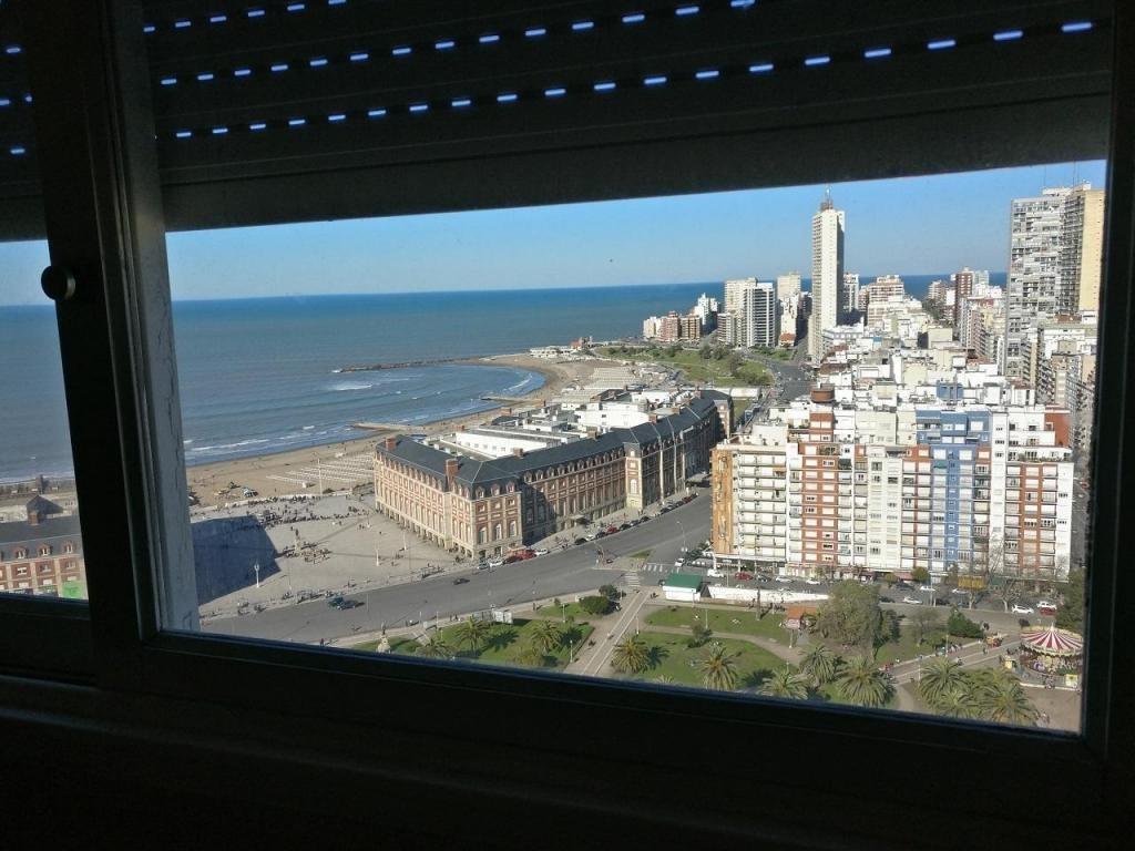 vendo departamento 2 ambientes y medio vista al mar
