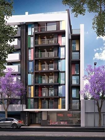 vendo departamento 2 dormitorios con asador entrega diciembre 2020