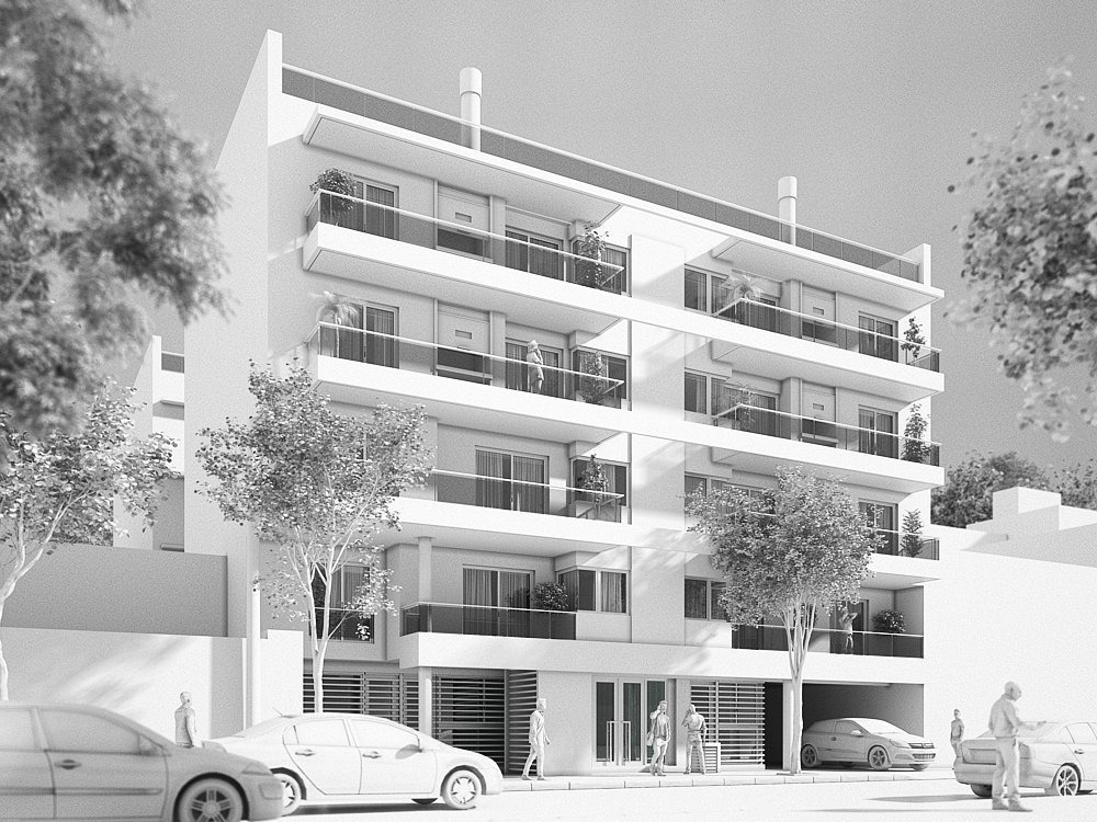 vendo departamento 2 dormitorios con balcon - barrio pichincha - amenities