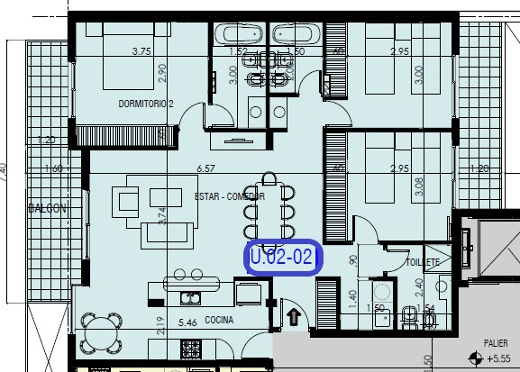 vendo departamento 3 dormitorios - calidad premium - pichincha