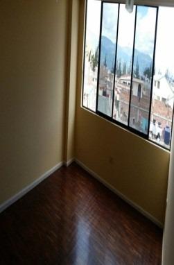 vendo departamento con acabados de lujo en sector residencia