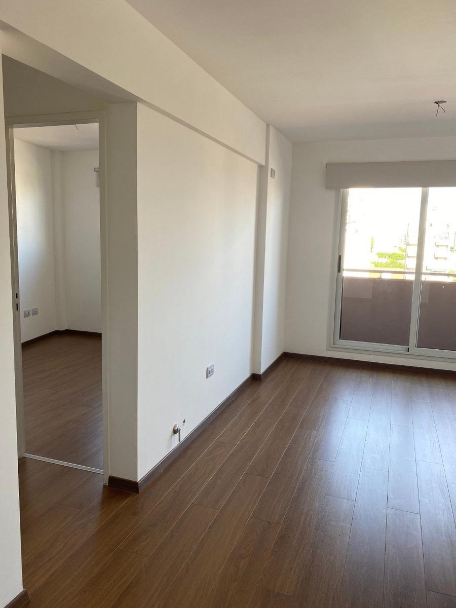 vendo departamento de 1 dormitorio amplio a estrenar - paraguay 2223