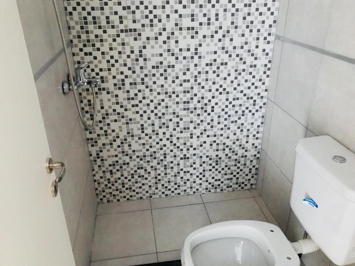 vendo departamento de 27 mtrs2  - monoambiente san lorenzo 3400