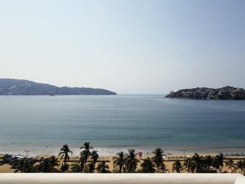 vendo departamento en acapulco espectacular vista a la bahia