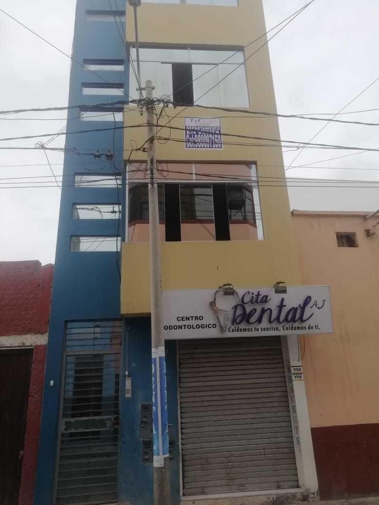 vendo departamento en centro de chiclayo