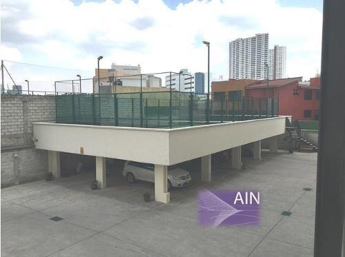vendo departamento en interlomas con terraza cubierta de 50m