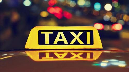 vendo derechos de taxi básico