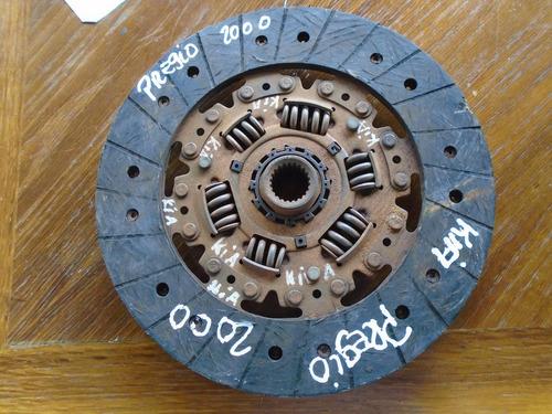 vendo disco de cloch de kia precio, año 2000