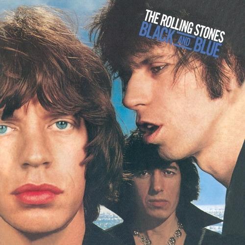 vendo disco de vinil dos rolling stones  black and blue 1976