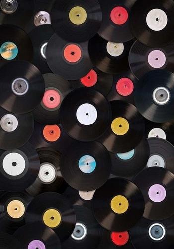 vendo discos de vinilo, acetato para decoración lps 45s