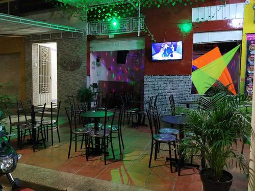 vendo discoteca bar