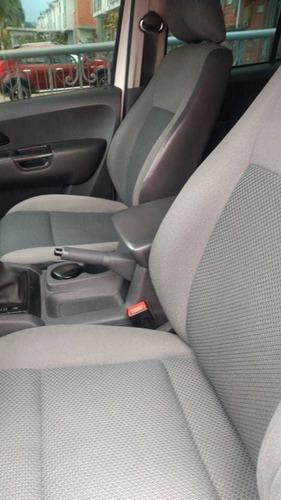 vendo doble cabina pública amarok 4x4 modelo 2014