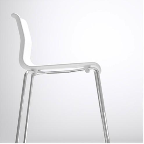 Vendo Dos (2) Sillas Para Barra Comedor O Bar Marca Ikea - $ 600.000 ...