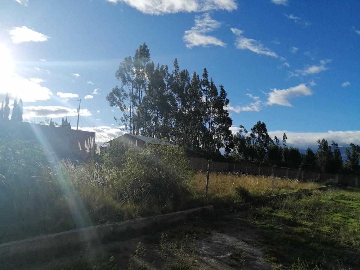 vendo dos lotes de terreno de 200m a 5 minutos de tubasec
