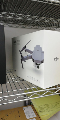 vendo dron mavic pro fly combo semi nuevo