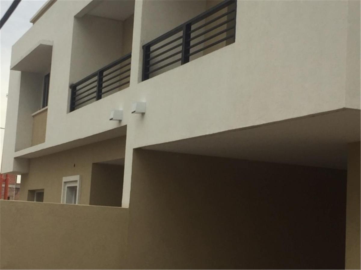 vendo duplex - 3 dormitorios c/ patio y parrilla - cipoletti