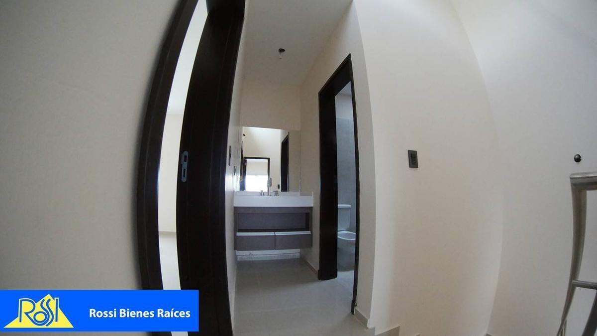 vendo duplex en mirador de manantiales de tres dormitorios a estrenar
