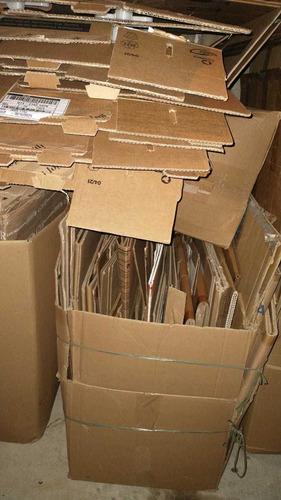 vendo e compro caixas de papelão.
