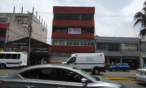 vendo edificio comercial en cuernavaca. uso de suelo cua.