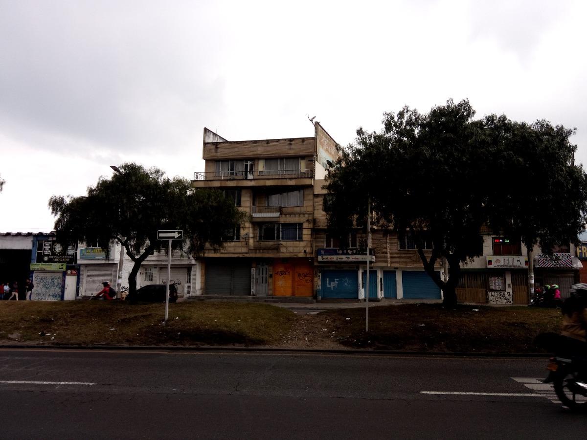 vendo edificio en bogota barrio ciudad jardín sur