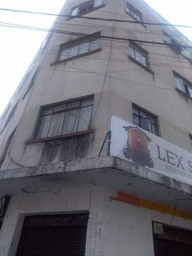 vendo edificio en colonia narvarte uso de suelo h6 mixto