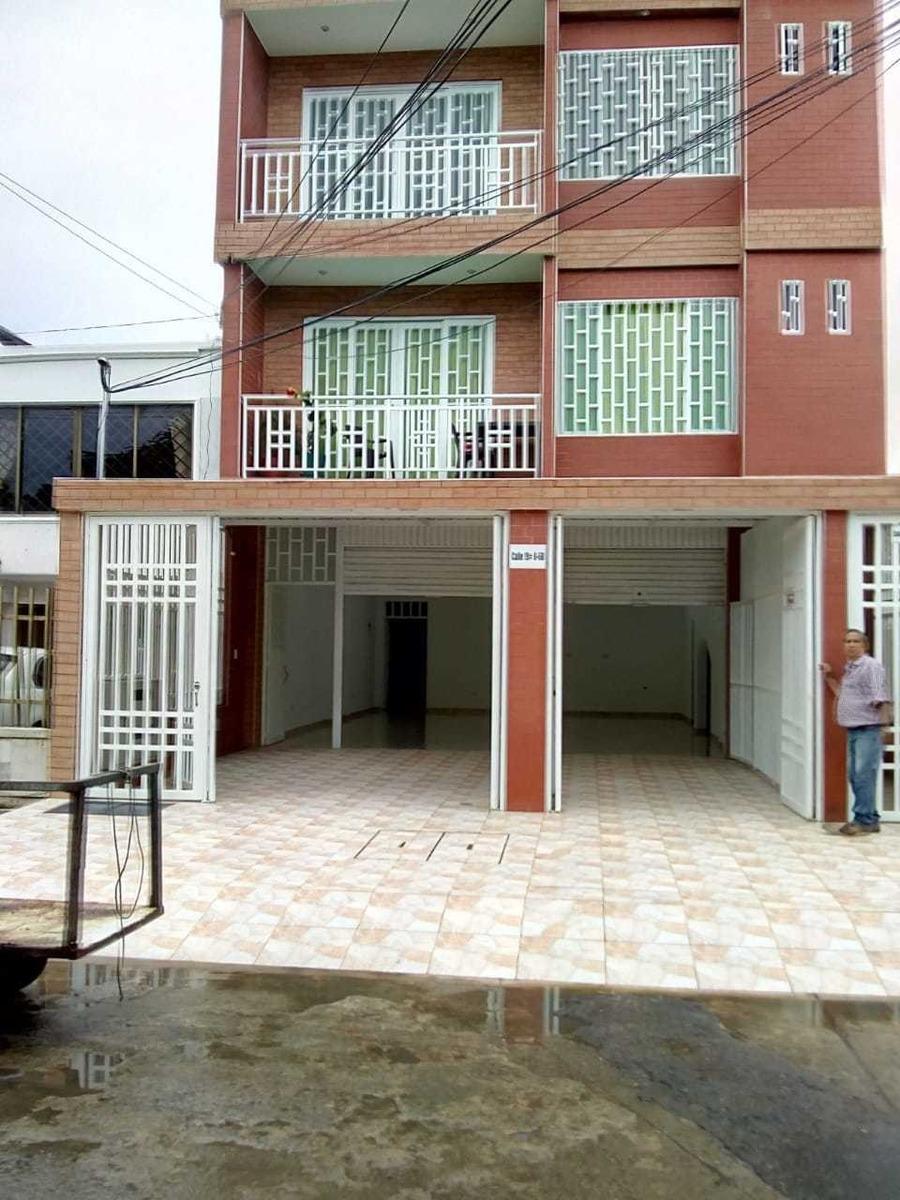 vendo edificio en zona comercial. jamundí valle