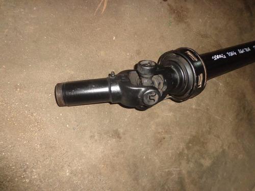 vendo eje de mando (cardan) de ssang yong rexton, año 2003
