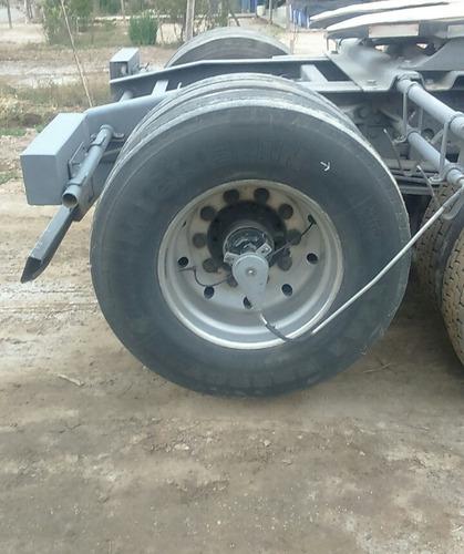 vendo eje neumático y plato mercedes benz axor
