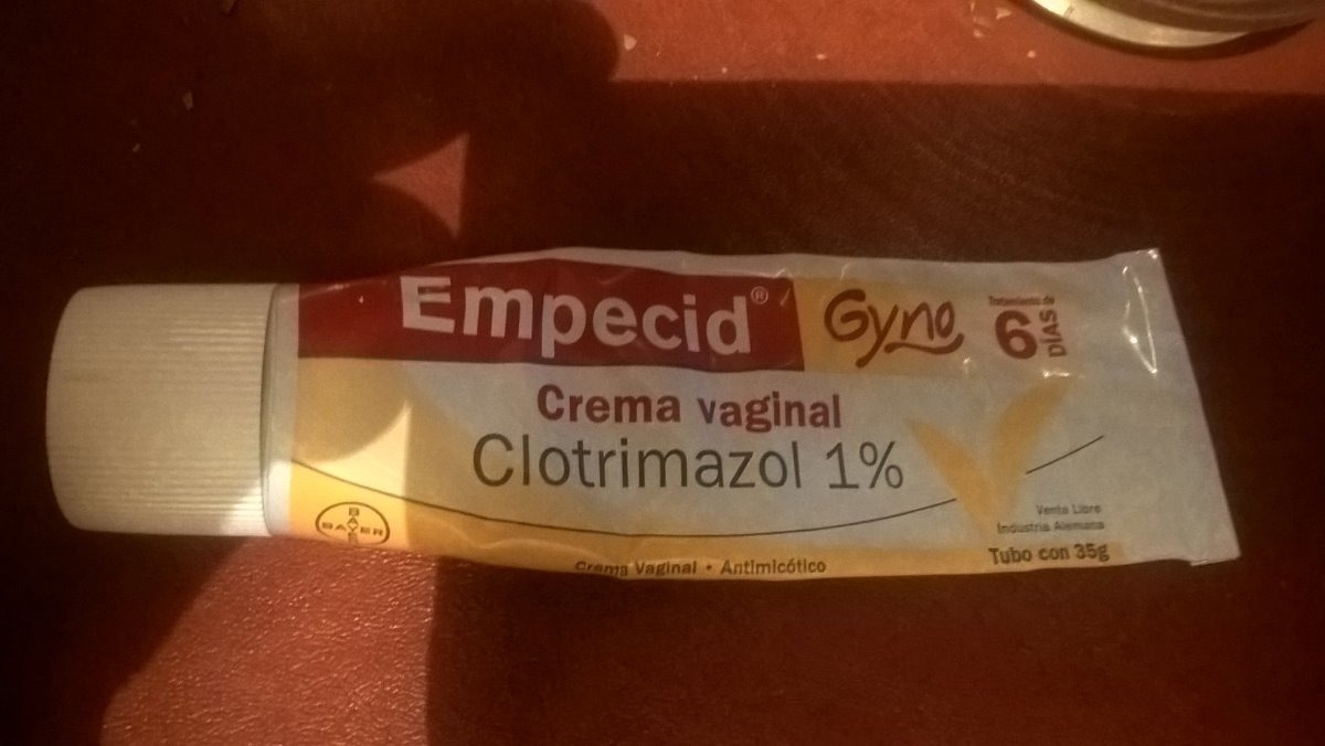 Crema clotrimazol precio mercadolibre