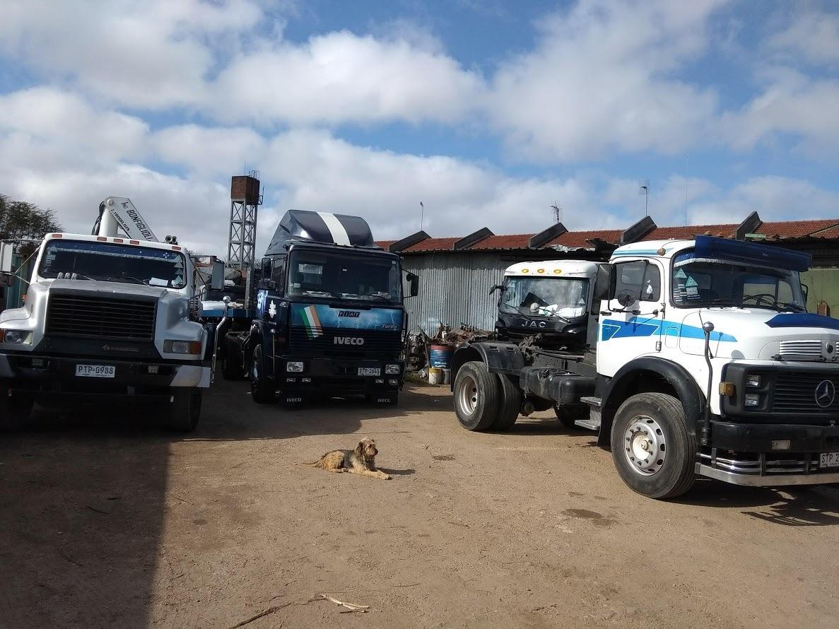 vendo empresa de transporte de carga profesional c/trabajo