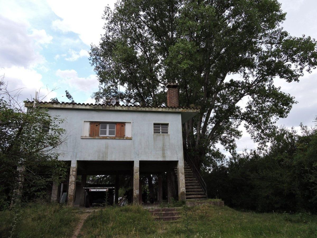 vendo en 25 de agosto dos casas en 3621m2 de terreno