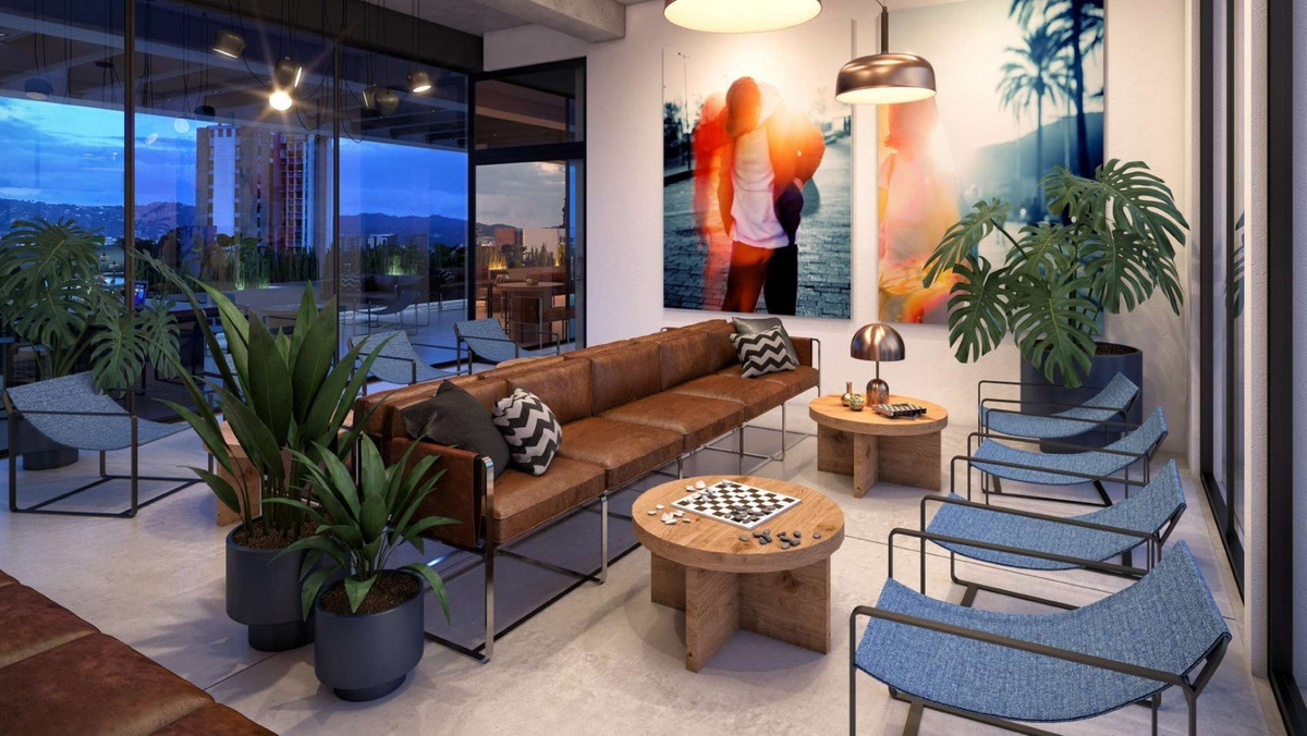 vendo en planos apartamento tipo loft en zona 4, 3 hab.