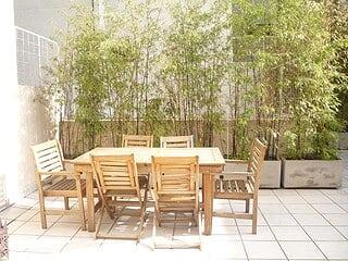 vendo en recoleta, semipiso de 4 ambientes, balcón-terraza