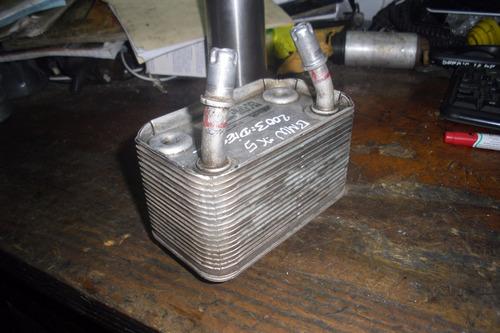 vendo enfriador de aceite de bmw x5, diesel, # 01083006