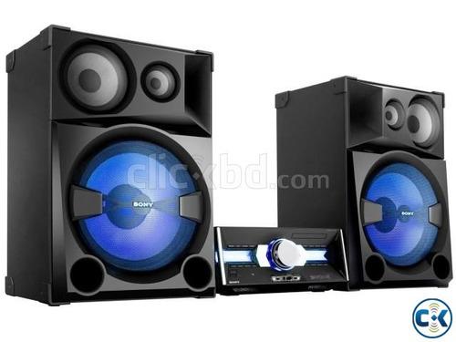vendo equipo de audio sony shake 7, 34000watts, exelente