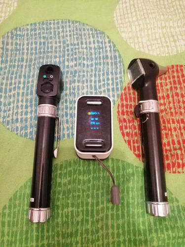 vendo equipo de horganos oftalmoscopio ref 13010
