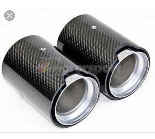 vendo escape bmw m performance fibra de carbono
