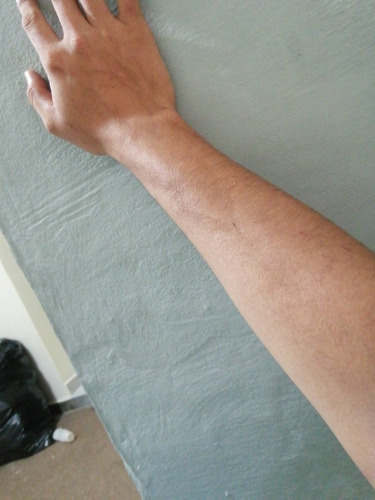 vendo espacio de mi brazo para publicidad