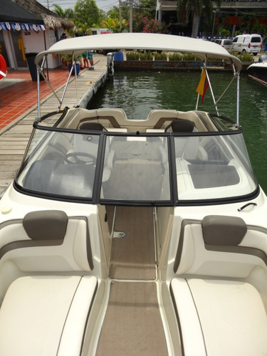 vendo espectacular bote yamaha 242 limited 2015