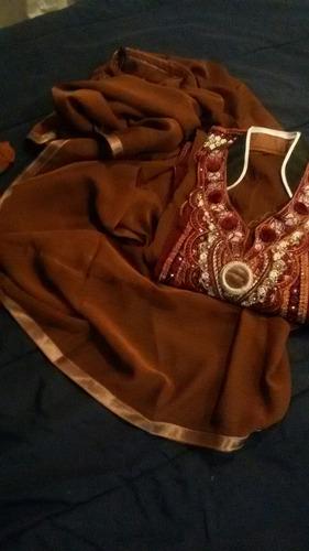 vendo espectacular traje hindú!!!! original importado