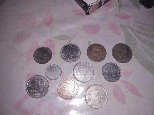 vendo essas moedas antigas