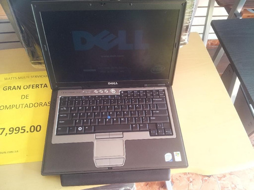 vendo esta laptop dell d630